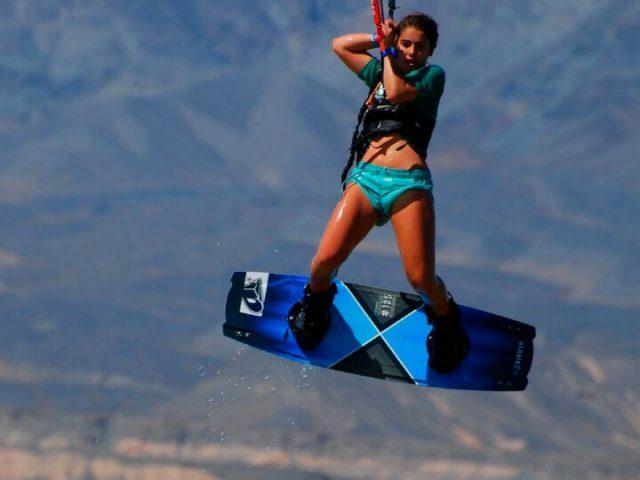 Campeonatos de kitesurf en Lanzarote