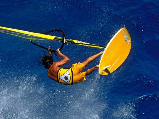 Campeonatos de windsurf en Lanzarote