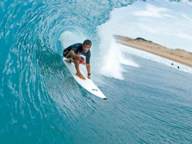 Actividades de ocio en Lanzarote surf