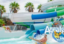 Aqua Lava Water Park