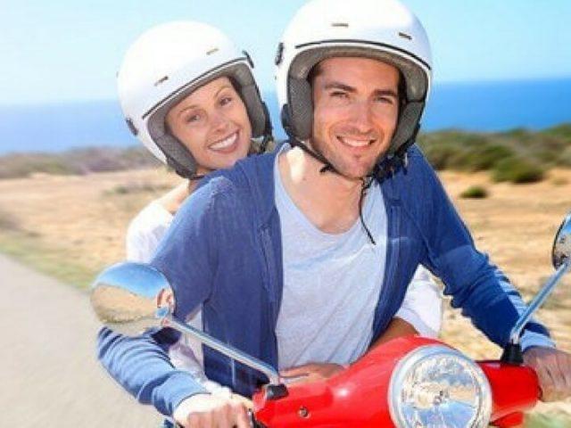 Descuebriendo Lanzarote en moto