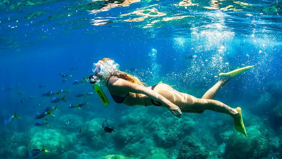 Diversión Lanzarote; Snorkel
