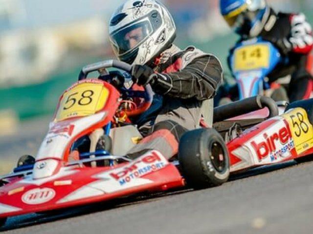 Diversión en Lanzarote; Karting
