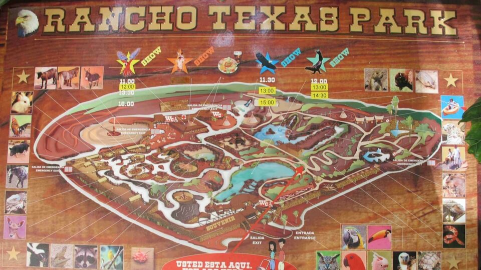 Diversión en Lanzarote - Rancho Texas Puerto del Carmen
