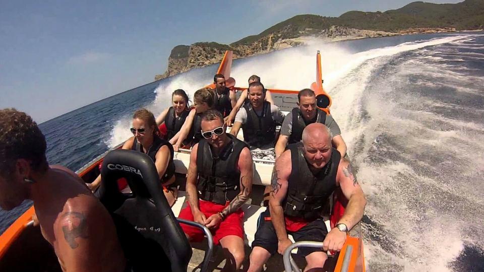 Diversión y actividades en Lanzarote, Jetboat
