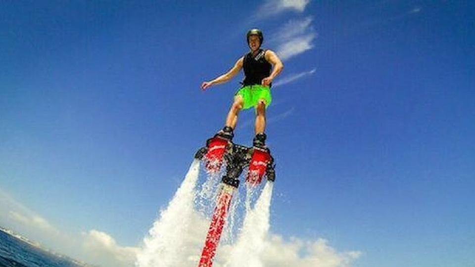 Diversión y ocio en Lanzarote, Flyboard