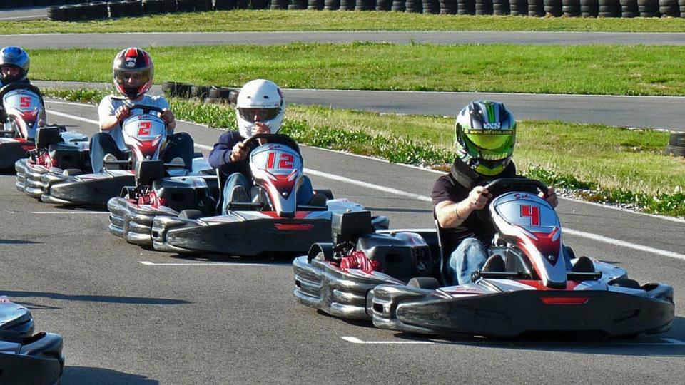 Diviertete en Lanzarote en Karting