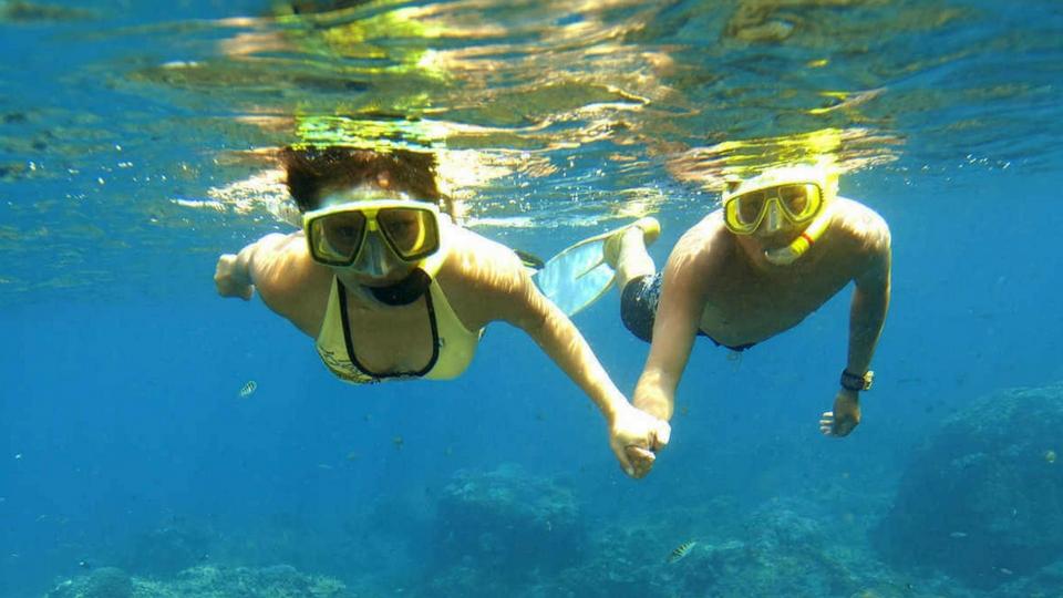 Diviertete en Lanzarote en Snorkel