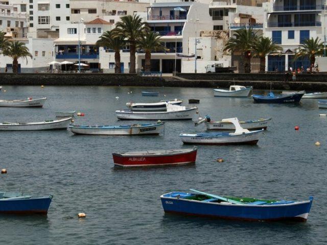 En Arrecife, capital de Lanzarote el Charco de San Ginés