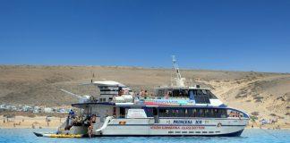 Excursión marítima Puerto Calero - Playas de Papagayo