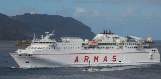Excursión marítima en Ferry Armas Lanzarote - Fuerteventura