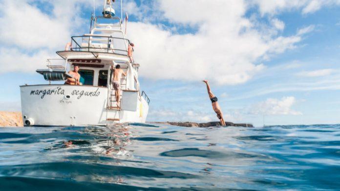 Excursión marítima en Yate Playa Blanca Playas de Papagayo