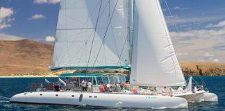 Excursión marítma en catamarán Playa Blanca - Fuerteventura