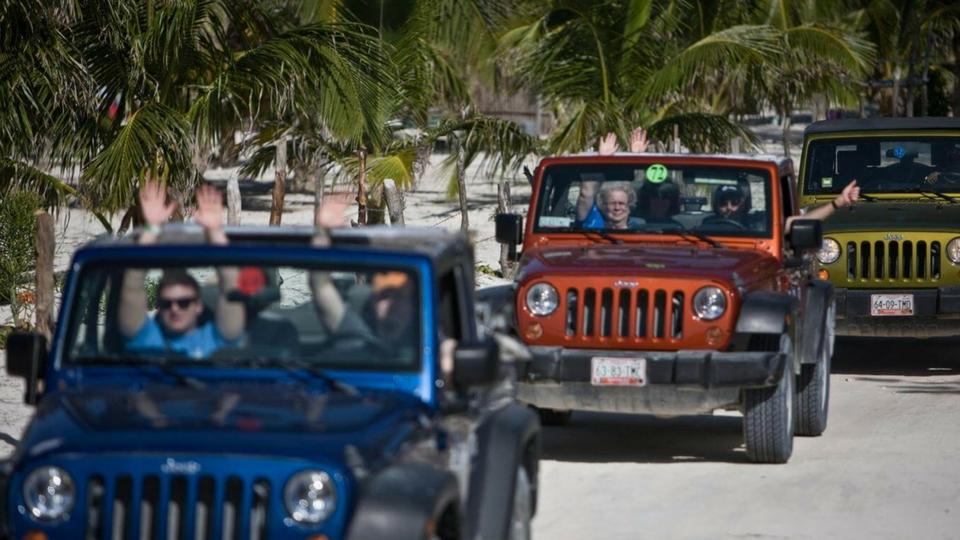 Excursiones Jeep Lanzarote