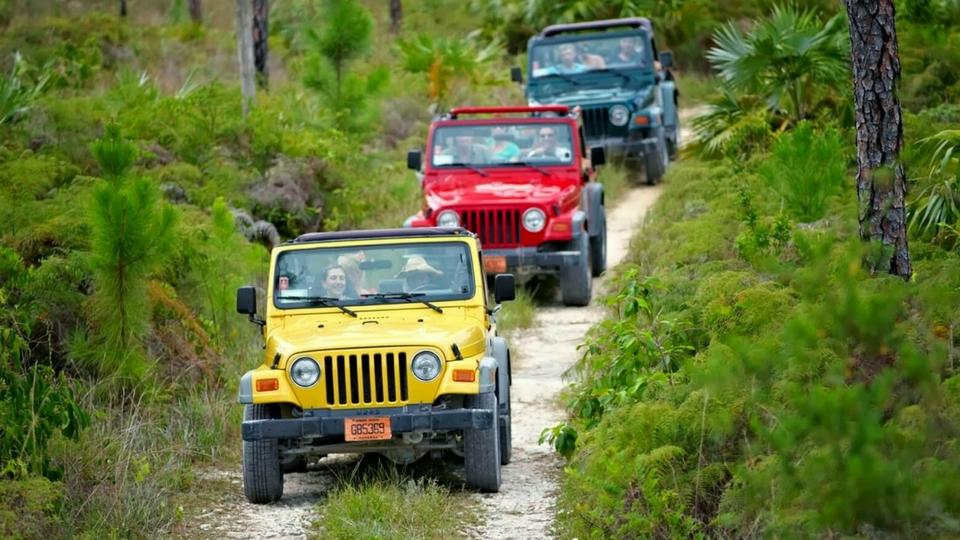 Excursiones en Jeep en Lanzarote