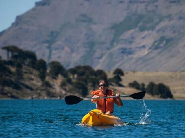 Excursiones en Kayak por la costa de Lanzarote