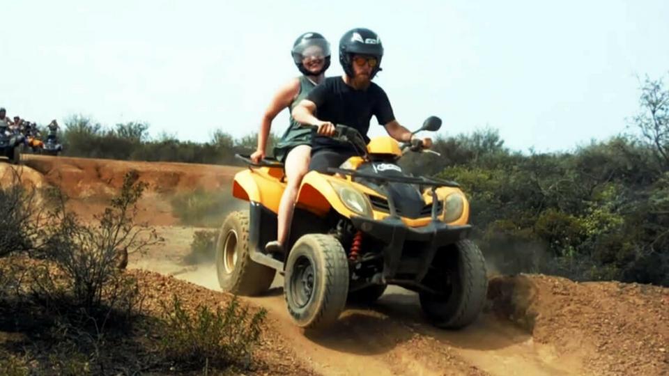Excursiones en Quad por la isla de Lanzarote