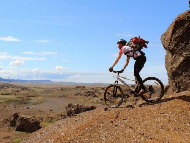 Excursiones en bici por los senderos de Lanzarote