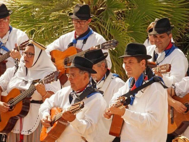 Folklore en Lanzarote - Grupos musicales