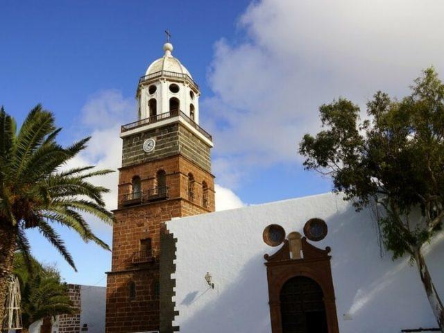 Iglesia en la Villa de Teguise