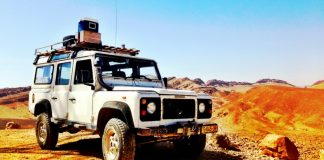 Jeep Lanzarote