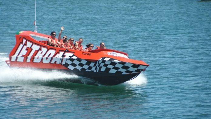Jetboat Lanzarote