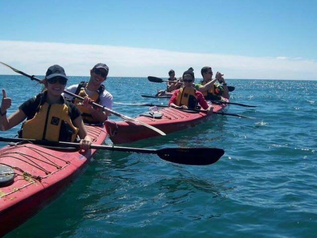 Kayak y piraguismo en Lanzarote