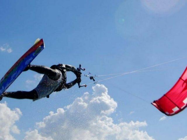 Kite surf; las actividades deportivas para Lanzarote