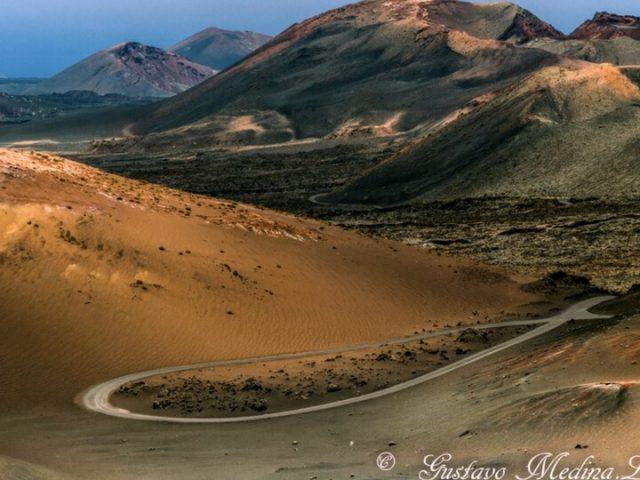 La carretera de Marte