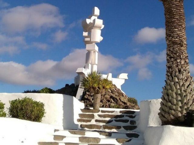 Monumento al Campesino en Lanzarote