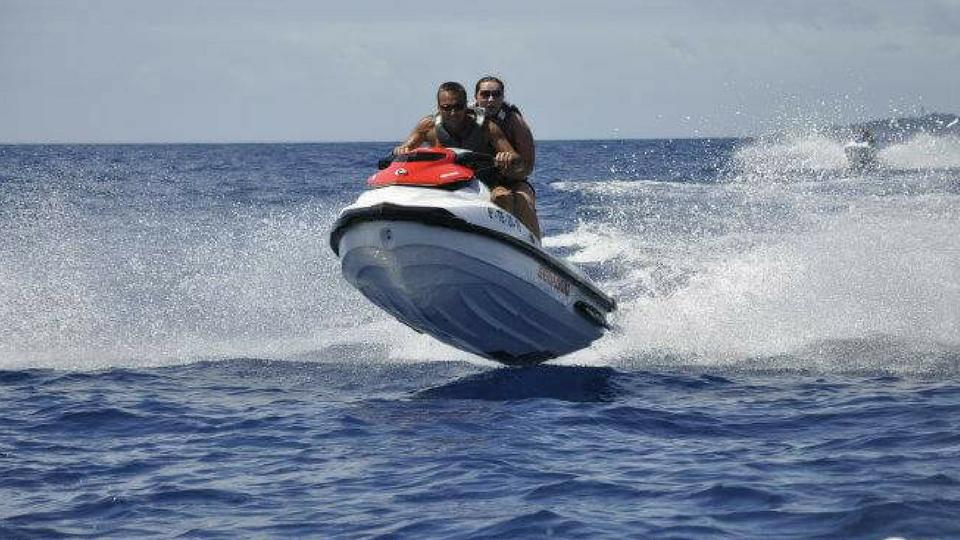 Safaris motos naúticas Lanzarote