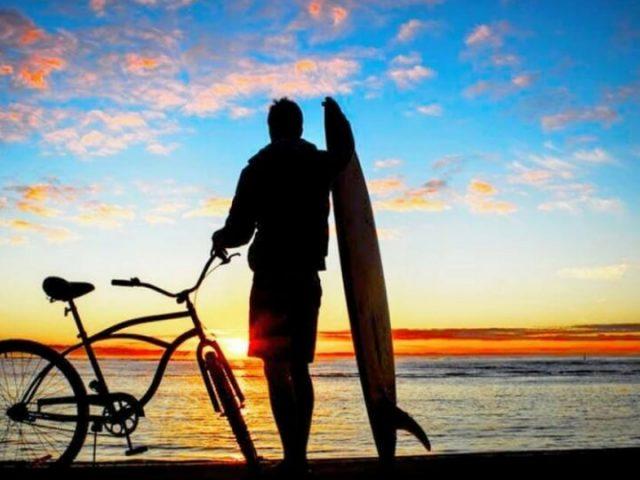 Hacer surf en las playas de Lanzarote