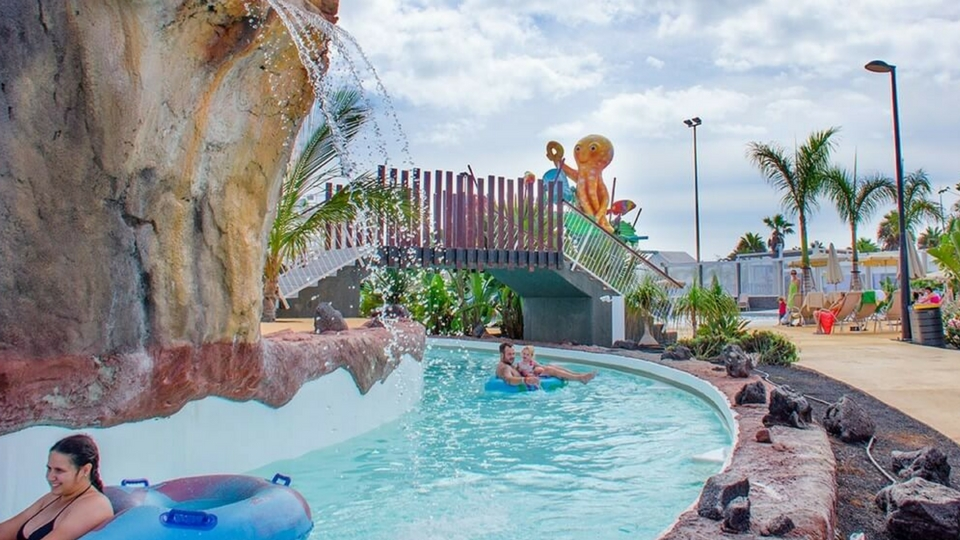 AQUALAVA WATER PARK