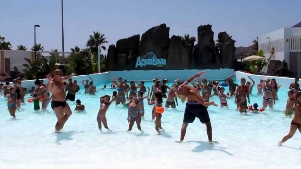 Aqua Lava Water Park