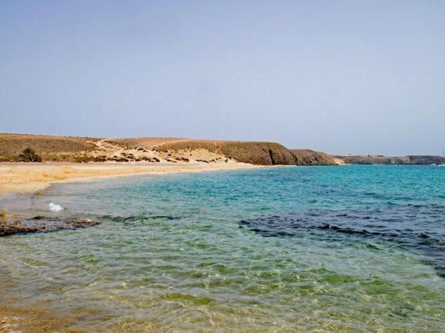 Playa Blanca Lanzarote playas de Papagayo