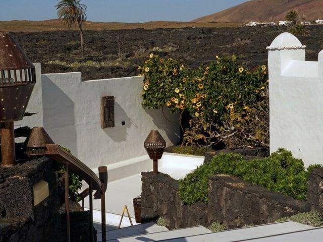 Residencia de César Manrique