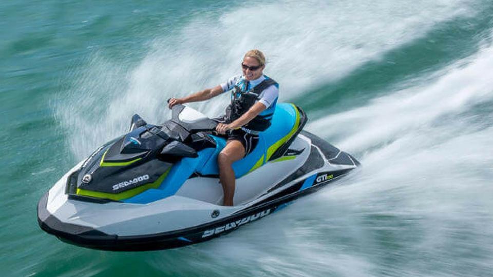 Safaris en motos de agua por la isla de lanzarote