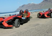 Slingshot Lanzarote