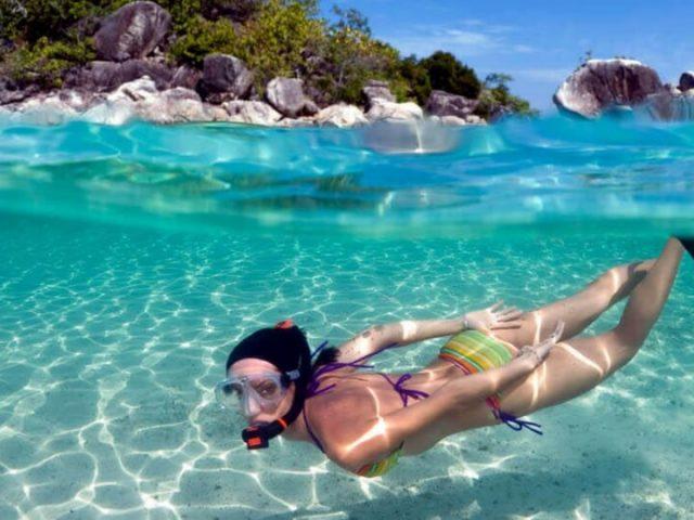 Ocio en Lanzarote, deportes acuáticos
