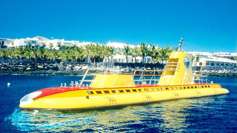 Submarino Lanzarote