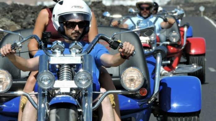 Trike Lanzarote