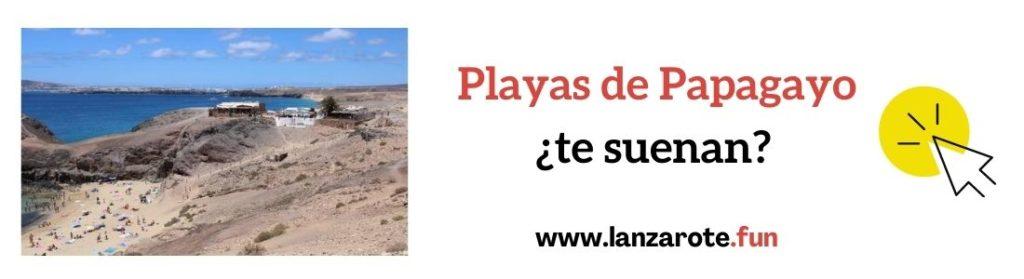 Qué hacer en Lanzarote - Visitar las Playas