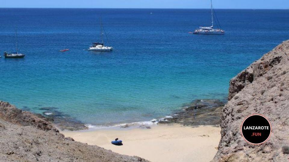 Caletón de San Marcial Lanzarote