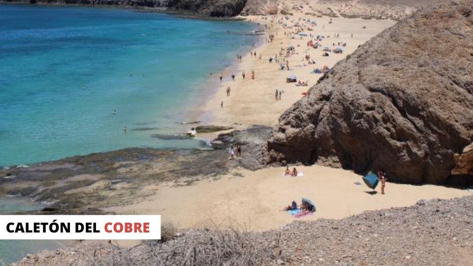 Playas de Papagayo | Caletón del Cobre