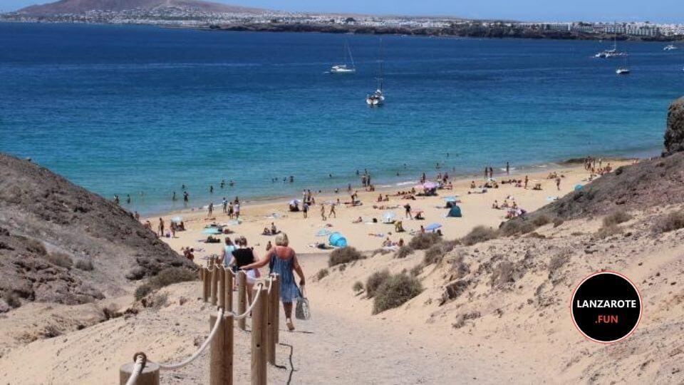 Lanzarote Fun - Playa de la Cera