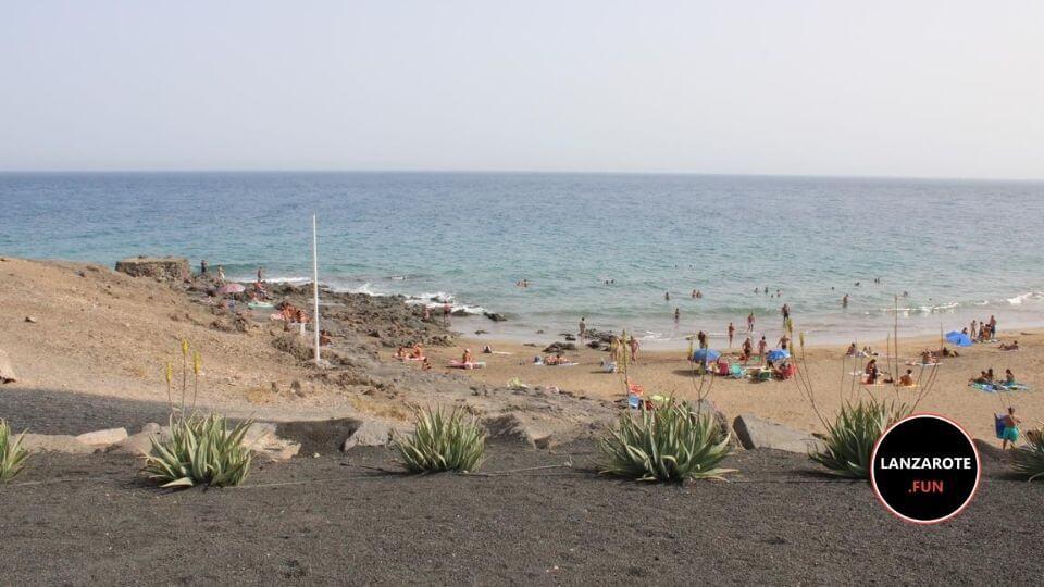 PLaya del Barranquillo Puerto del Carmen
