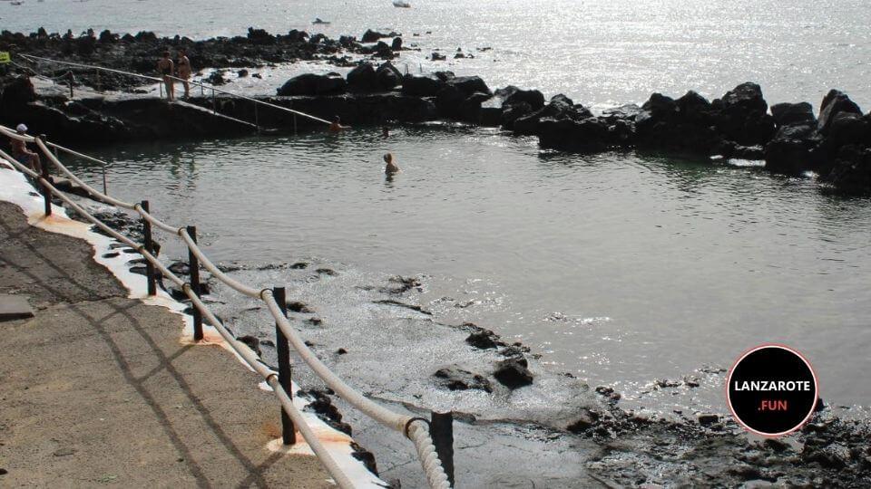 Piscina NAtural Piscina del Cura Punta MUjeres
