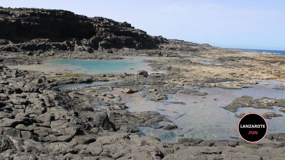 Piscinas Naturales Los Charcones - Playa Blanca Lanzarote