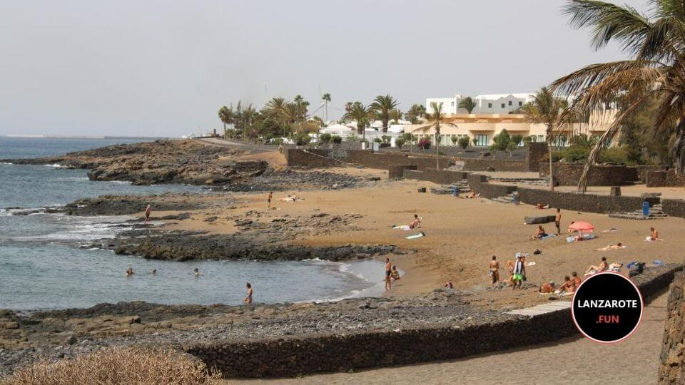 Playa Bastian Teguise