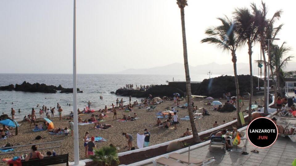 Playa Chica - Puerto del CArmen